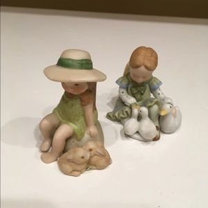 Vintage Holly Hobbie Figurines